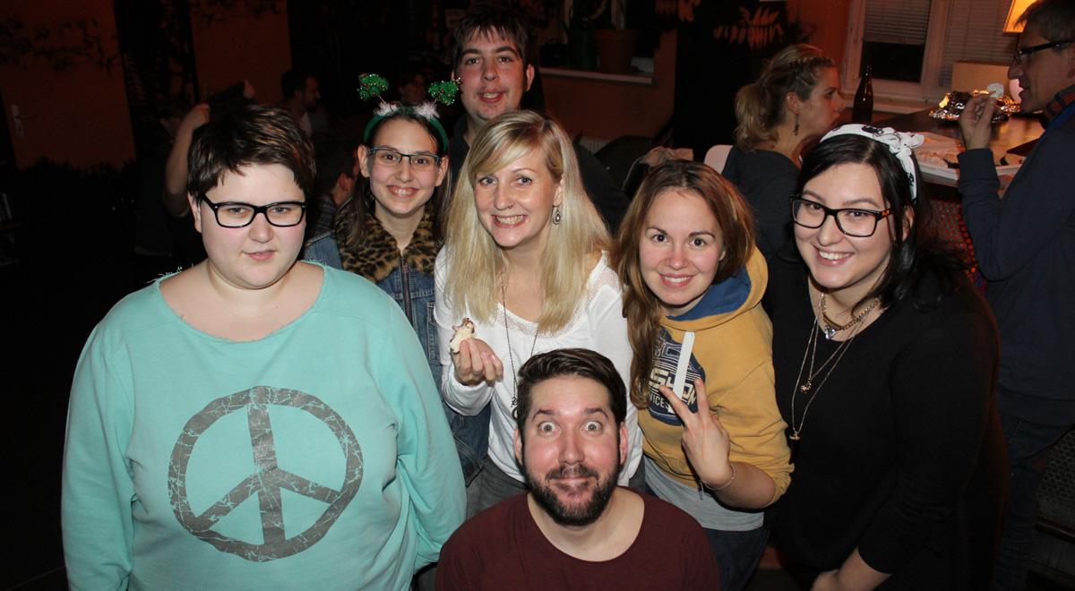 """Team """"Triebühne"""" / Foto: zVg"""