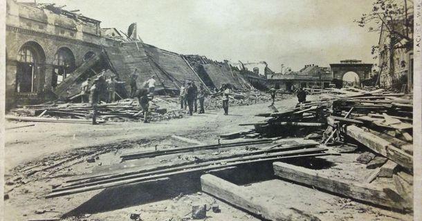 Foto: Lokomotivfabrik Tornado 1916