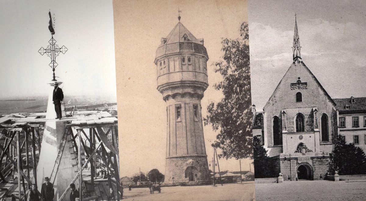 TOWN-Tower-Tour / Foto: Sammlung TOWN