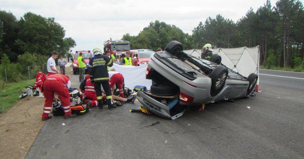 Foto: Tragischer Unfall auf A2