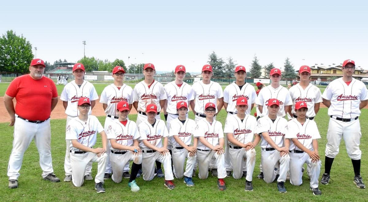 U15 Baseball-Nationalteam / Foto: zVg.