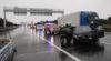 Unfall auf nasser Fahrbahn / Foto: Presseteam d. FF Wr. Neustadt