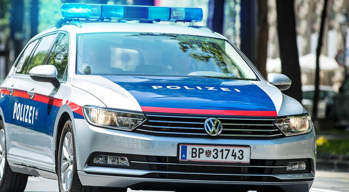Polizeistreife Blaulicht / Foto: ©  BMI/Gerd Pachauer