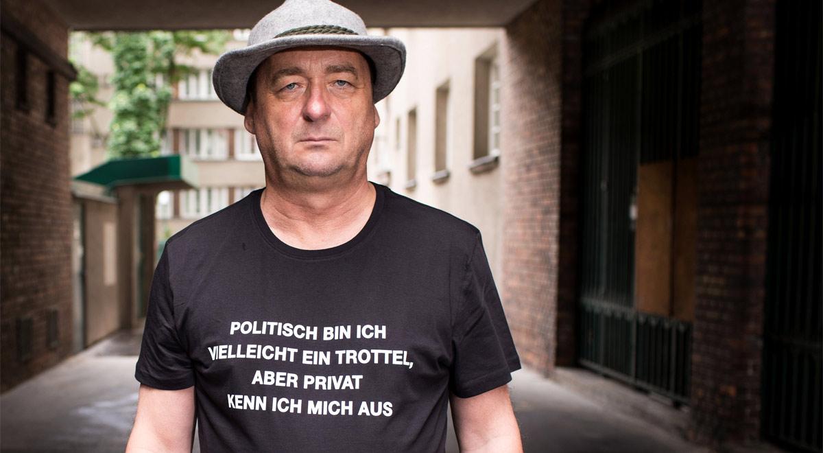 Vitàsek spielt Grünmandl / Foto: Udo Leitner