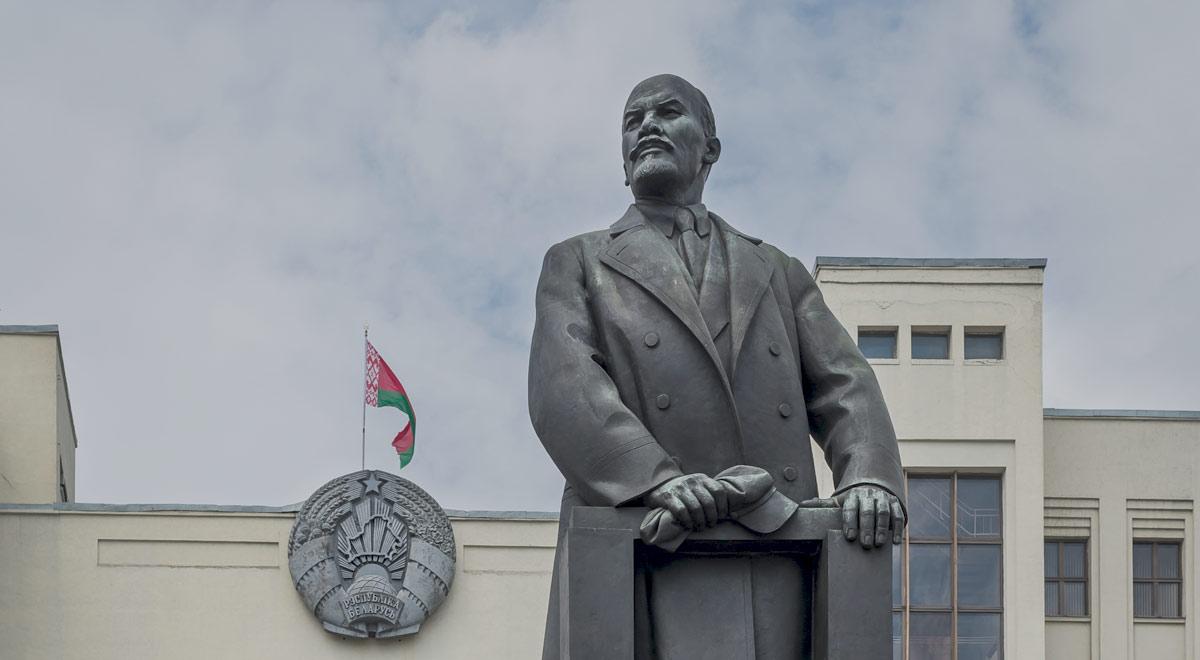 Vladimir Lenin / Foto: Henrik Palm - Kamrat Lenin (CC BY 2.0)
