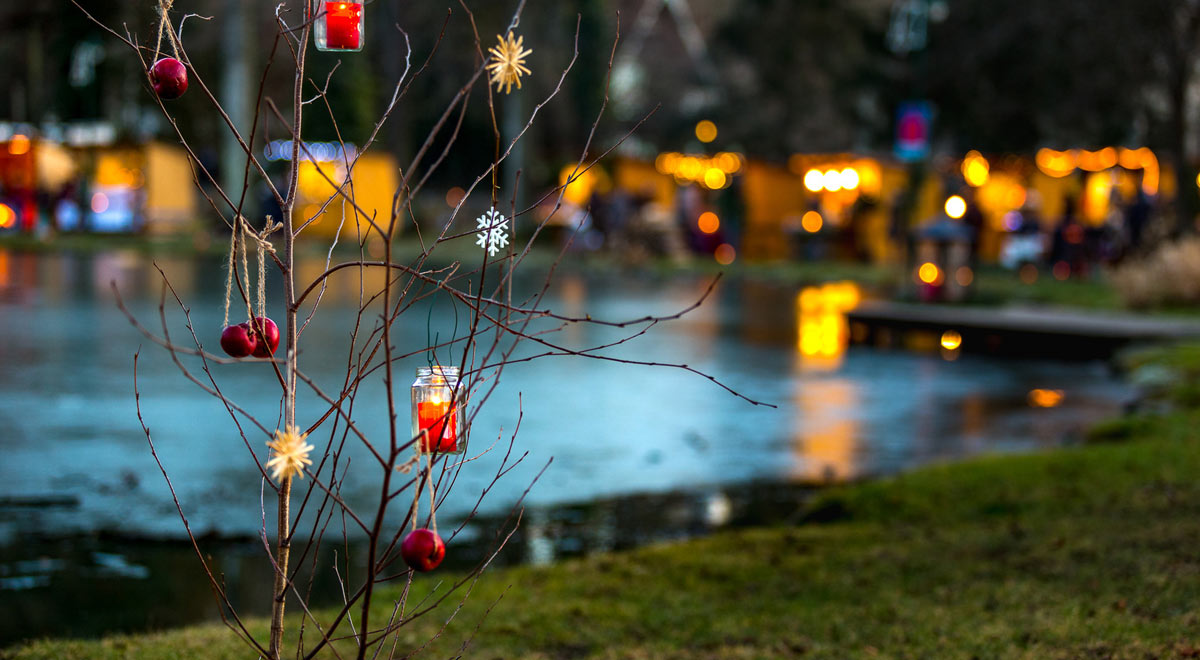 Adventmarkt Aspang / Foto: ©Wiener Alpen/Christian Kremsl