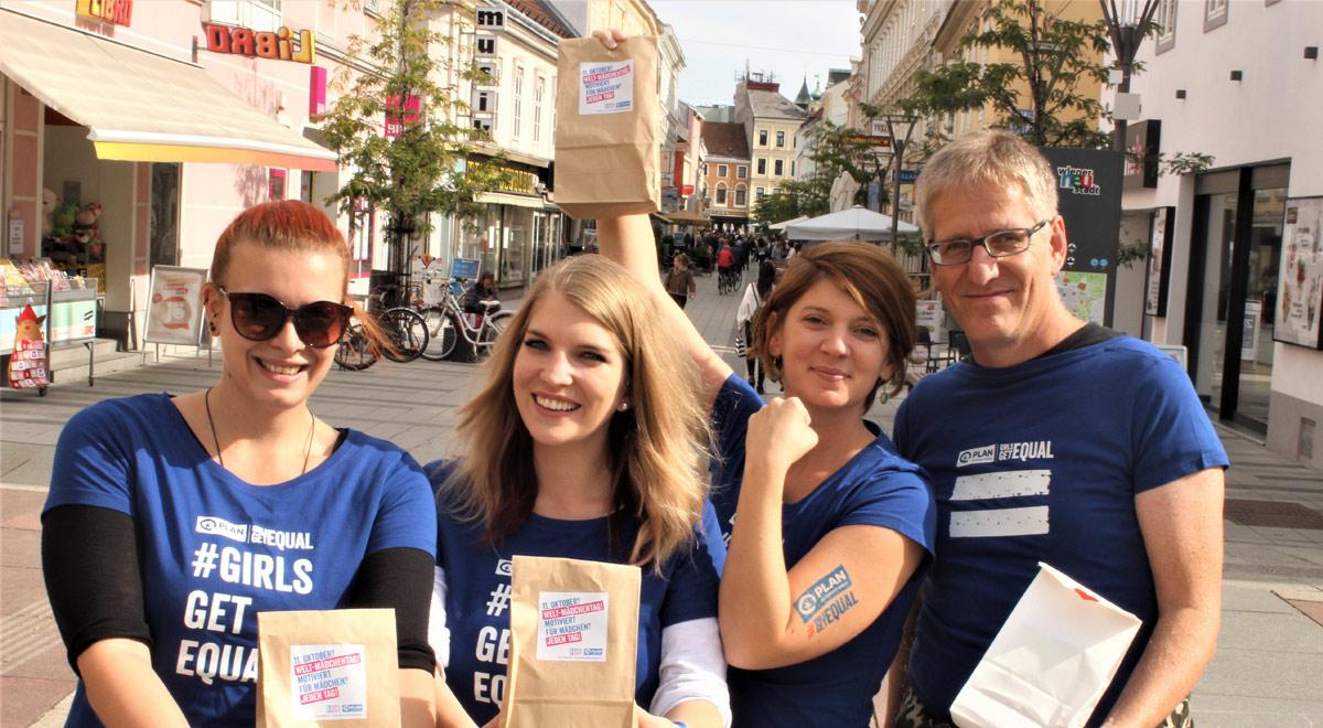 Weltmädchentag 2019 / Foto: Verein Jugend & Kultur