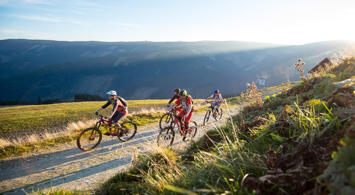 Wexltrails - Mountainbiken am Wechsel / Foto: ©Wexl Trails by Stefan Voitl