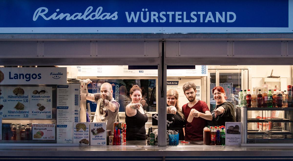 1. Wiener Neustädter Würschtltheater / Foto: © nakedeye by nicolee