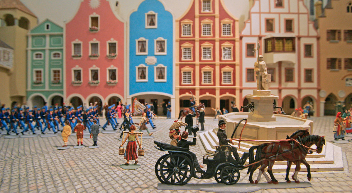 Zinnfigurenwelt Katzelsdorf / Foto: © Zinnfigurenwelt Katzelsdorf