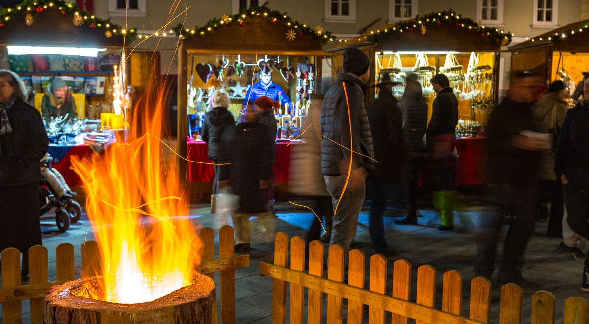 Advent am Dom 2019 / Foto: ©Wiener Alpen / Christian Kremsl