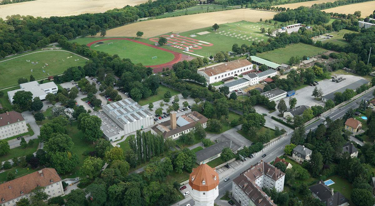 Akademiepark Wiener Neustadt / Foto: Bundesheer/Gerhard Kaindl