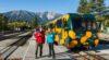 Mit der Bahn zum Berg / Foto: Schneergbahn/Zwickl