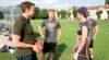 Flagfootball-Verein Stonefield Raptors / Foto: Stadt Wiener Neustadt/Weller