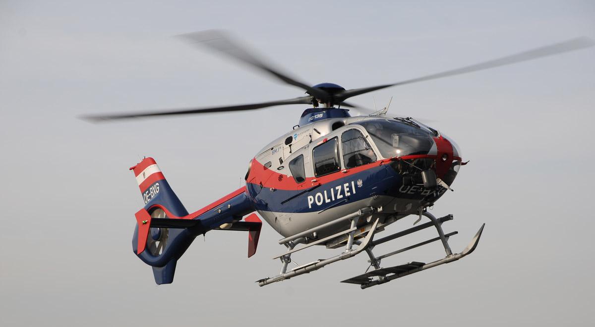 Hubschrauber Flugpolizei / Foto: böhringer friedrich - Eigenes Werk (CC BY-SA 2.5)
