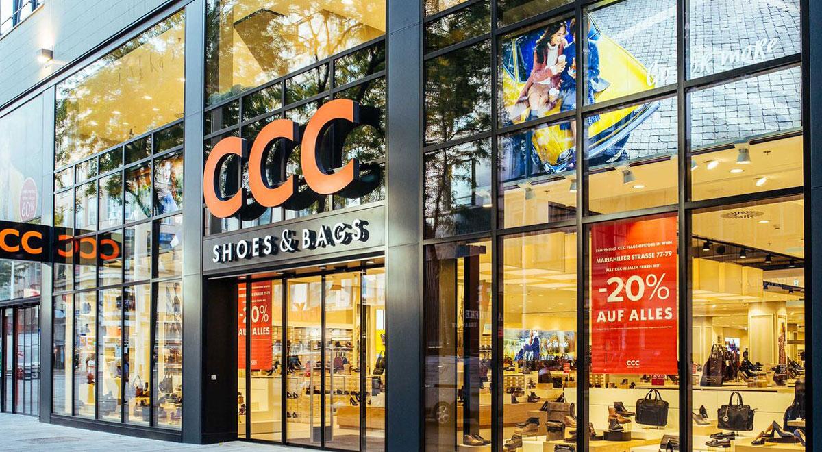 Ccc Schuhmode Filiale Merkurcity WrNeustadt Eröffnet In Der D29IEWHY
