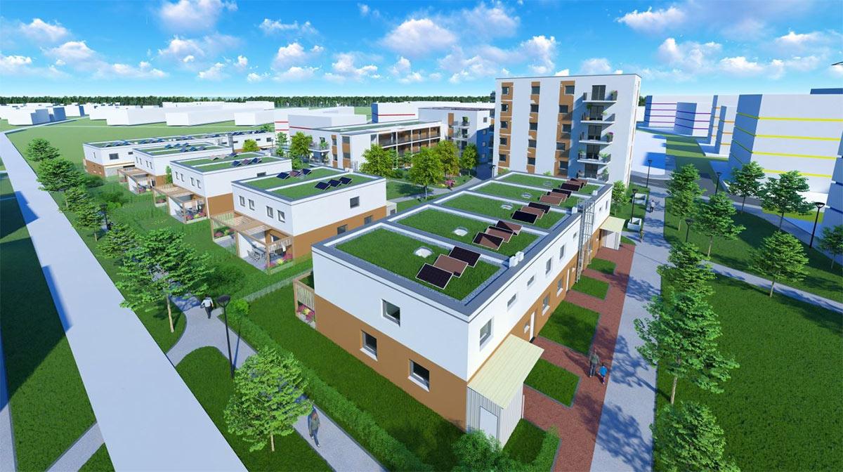 ein viertel grün / Foto: SMP-ZT . ACT-WN
