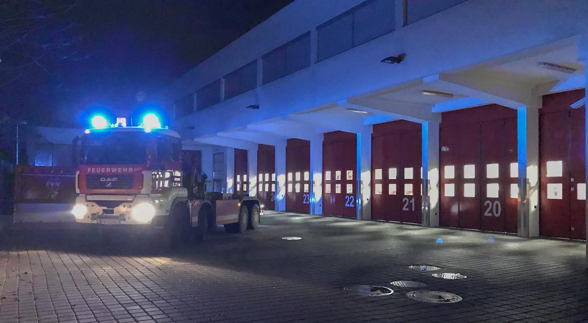 Erdbeben in Kroatien / Foto: Presseteam d. FF Wr. Neustadt