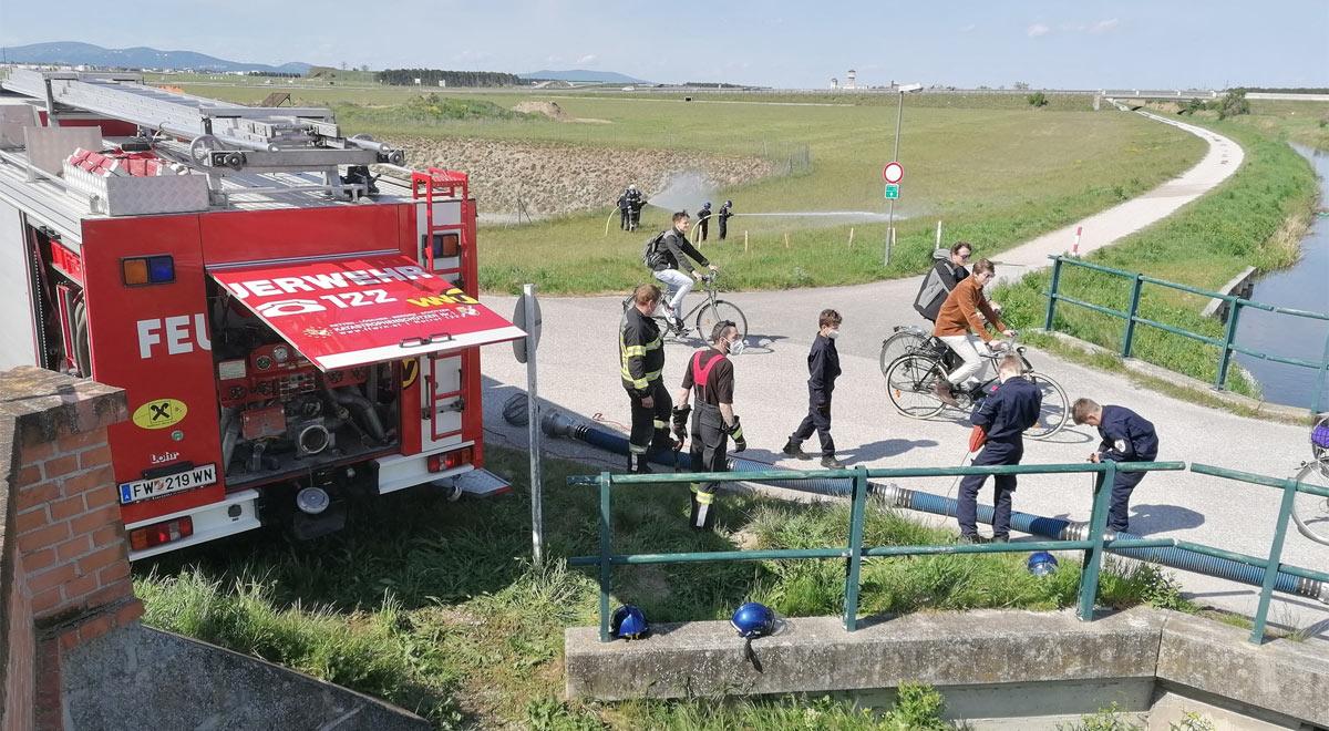 Feuerwehrjugend / Foto: Presseteam d. FF Wr. Neustadt
