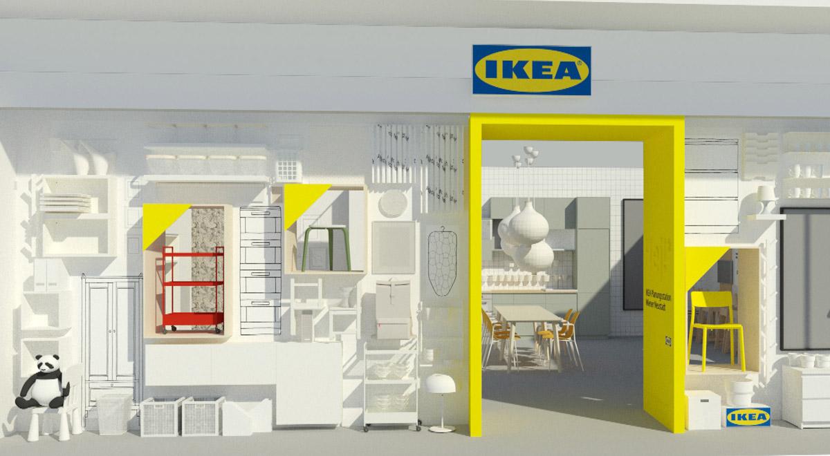 IKEA-Planungsstation Wiener Neustadt / Foto: © IKEA