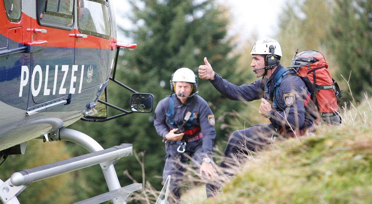 Alpinpolizei / Foto: © BMI