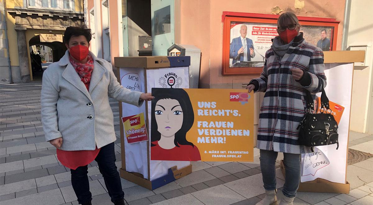 Frauentag 2021 / Foto: zVg.