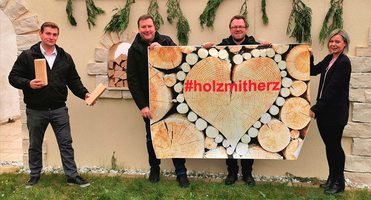 #holzmitherz / Foto: zVg.