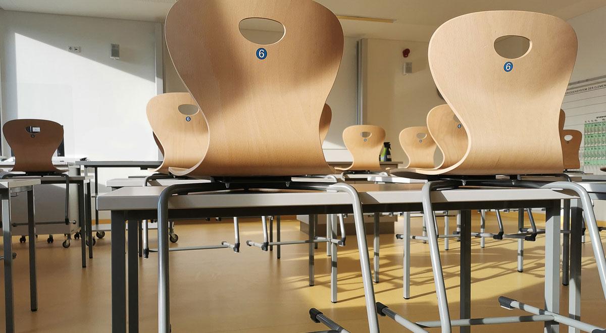 Klassenzimmer / Foto: Alexandra_Koch / Pixabay