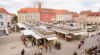 Marienmarkt von oben / Foto: ©Magistrat der Stadt Wiener Neustadt, Michael Weller
