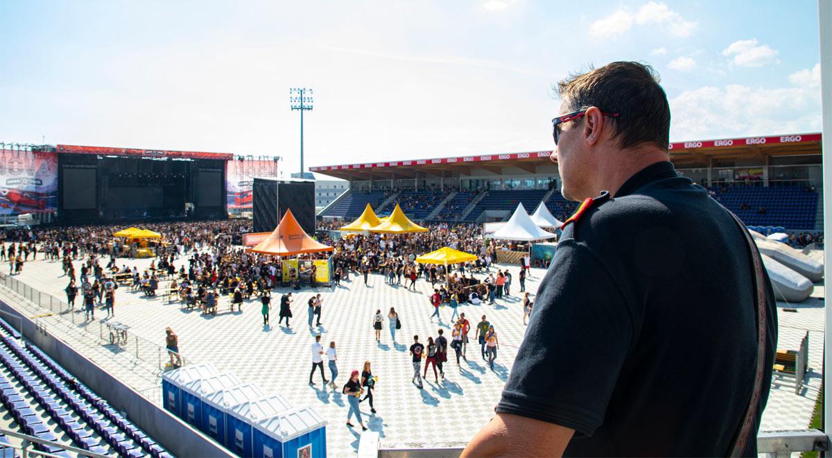Nova Rock Encore / Foto: Presseteam d. FF Wr. Neustadt