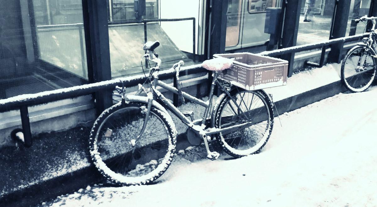 Radfahren im Winter – Tipps für sicheres Radeln