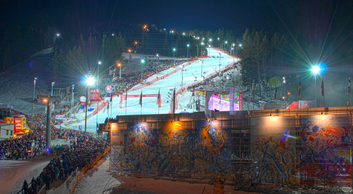 Ski-Weltcup Semmering / Foto: © Philipp Wiedhofer