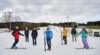 Skifahren im Corona-Winter / Foto: © NLK Pfeiffer