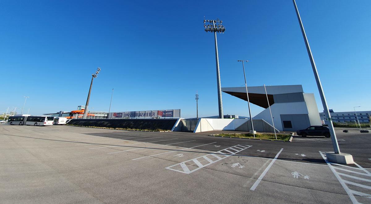 Arena Wiener Neustadt / Foto: wn24
