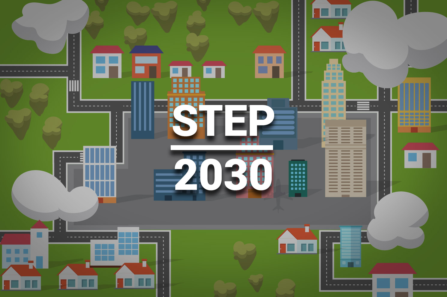 STEP 2030 / Foto: Vector Illustration by Vecteezy!
