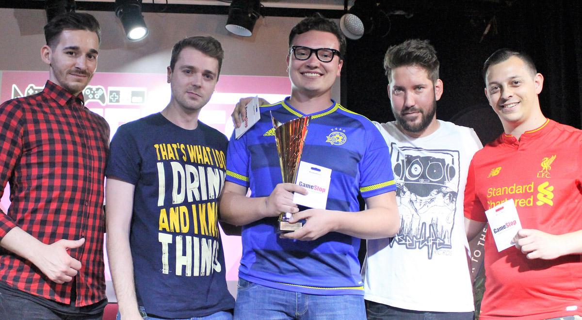 Triebcon FIFA18-Turnier / Foto: Janine Tremmel