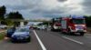 Unfall bei Leobersdorf / Foto: Presseteam d. FF Wr. Neustadt