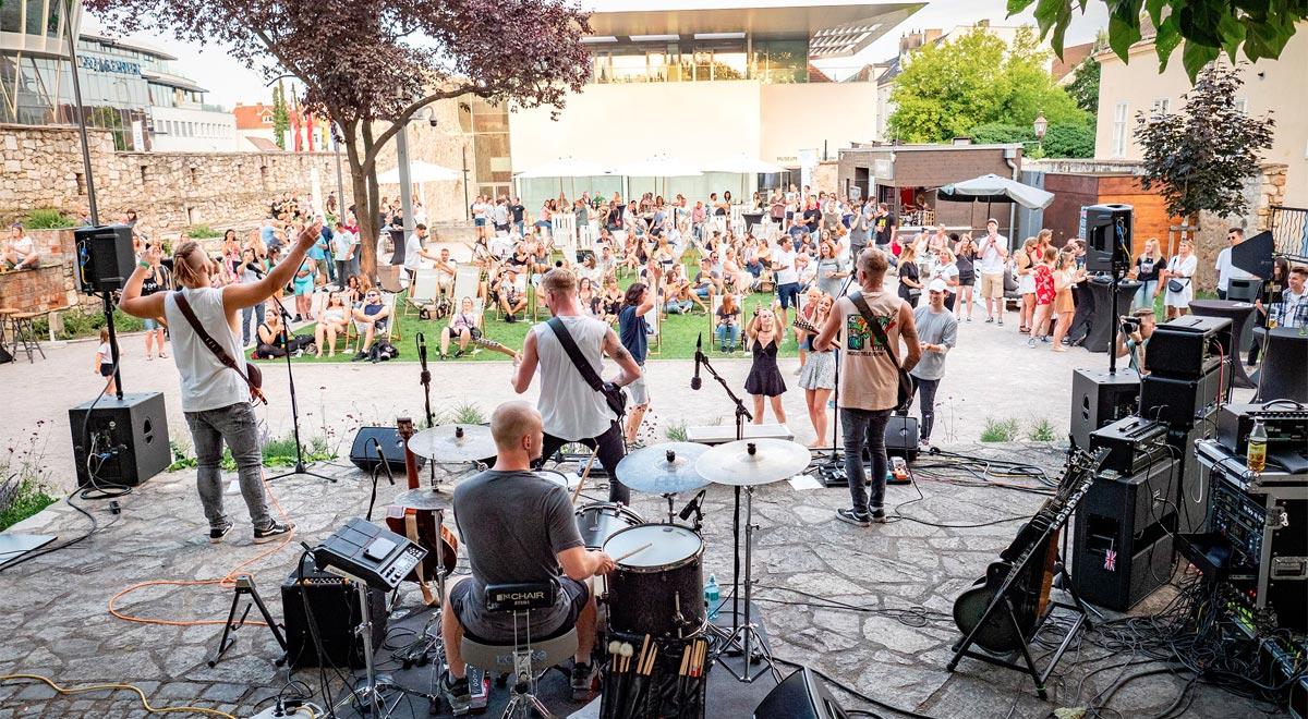 Kultursommer 2021 / Foto: ©Michael Weller
