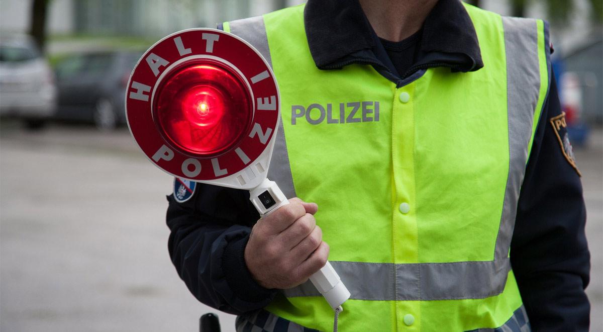 Verkehrskontrolle / Foto: © LPD