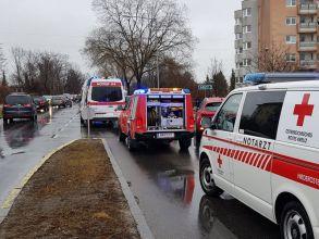Schwerer Verkehrsunfall / Foto: Presseteam d. FF Wr. Neustadt