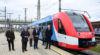 Wasserstoffzug in Wr. Neustadt / Foto: © NLK Burchhart