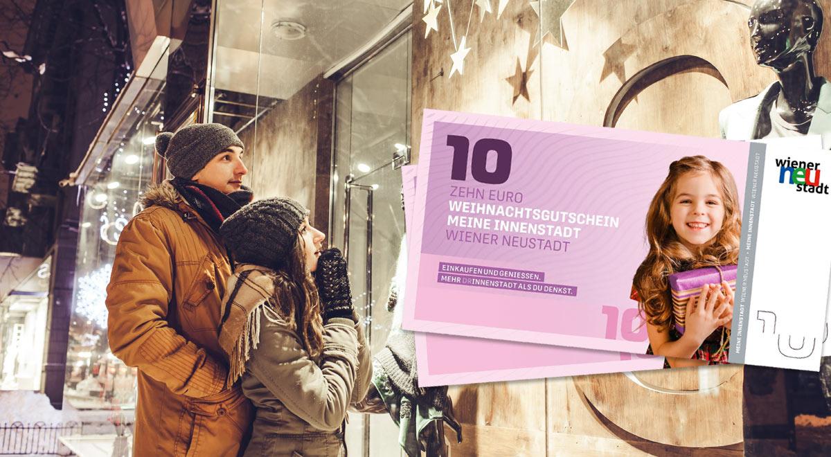 Weihnachts-Gutschein 2020 / Foto: freepik / Montage