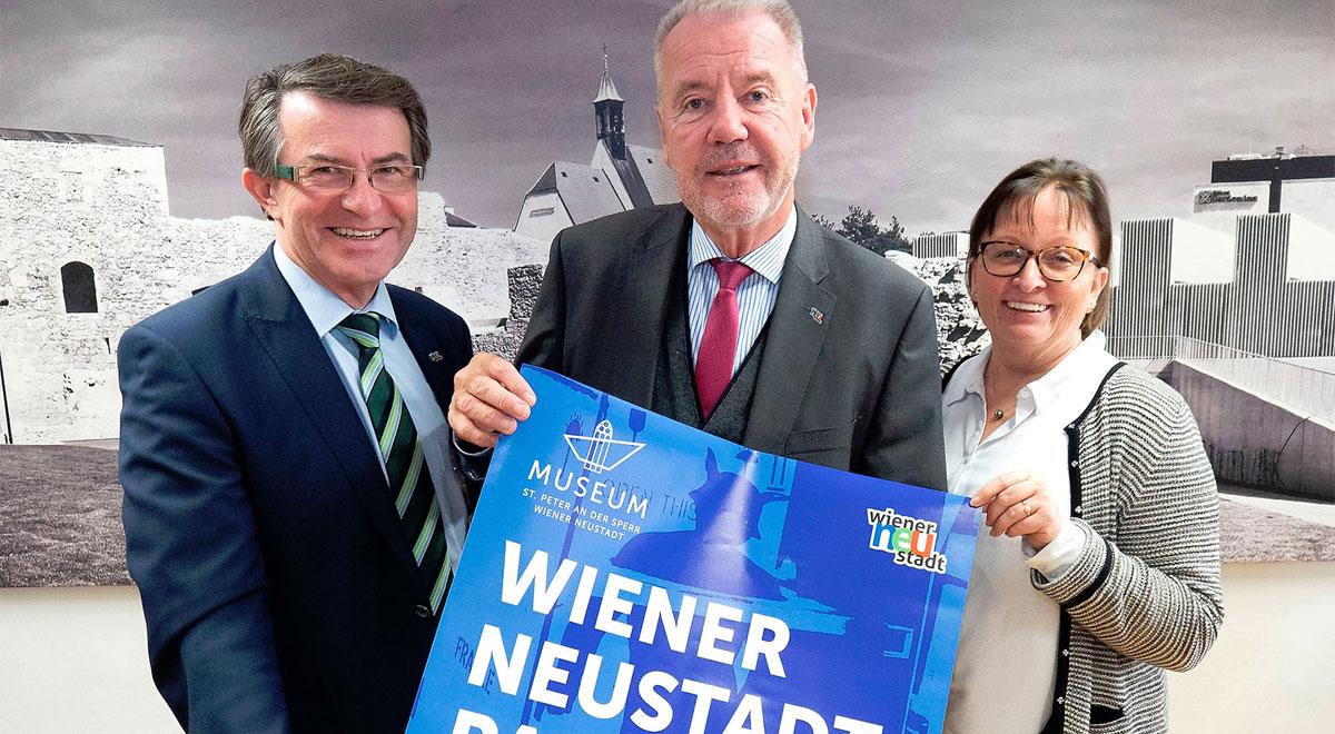 """""""Wiener Neustadt packt aus"""" / Foto: Stadt Wiener Neustadt/Weller"""