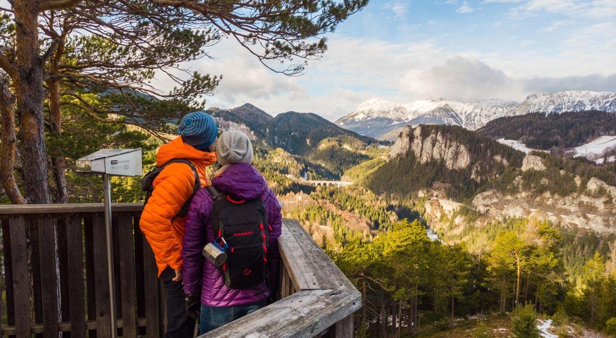 Winterwandern am Semmering / Foto: (c) Wiener Alpen / Fülöp